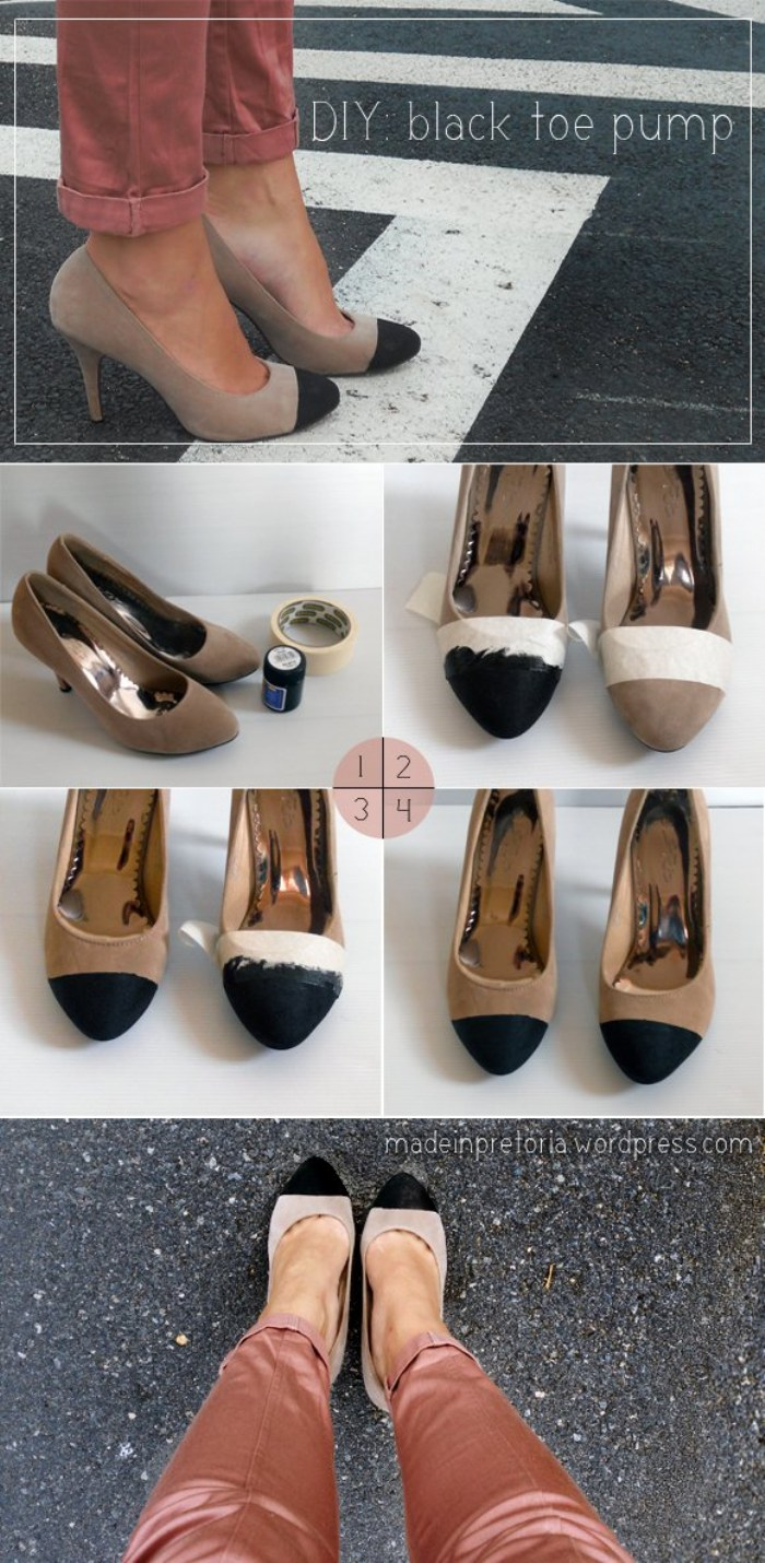 diy decorar tacones