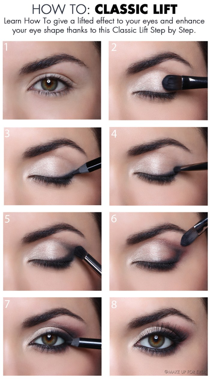 maquillaje para trabajar