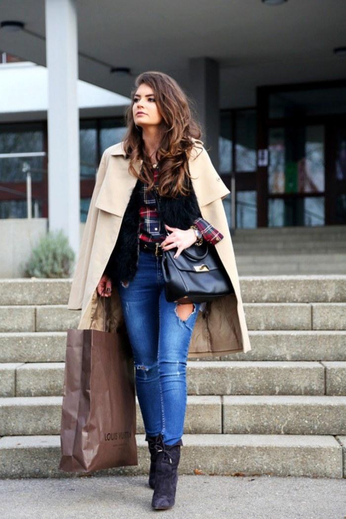 invierno moda ropa