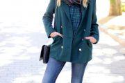 Lindos outfits con gorros beanies pompón para este invierno 2015-16