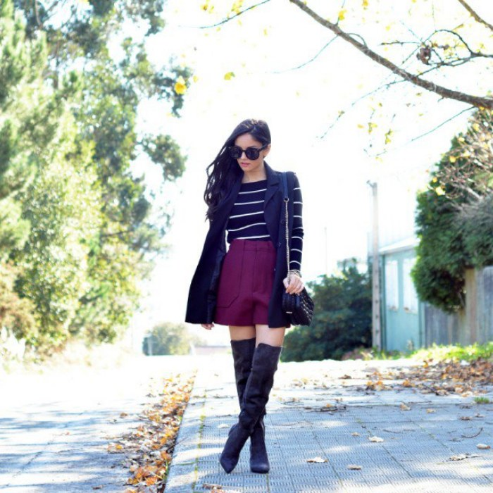 moda rayas outfits