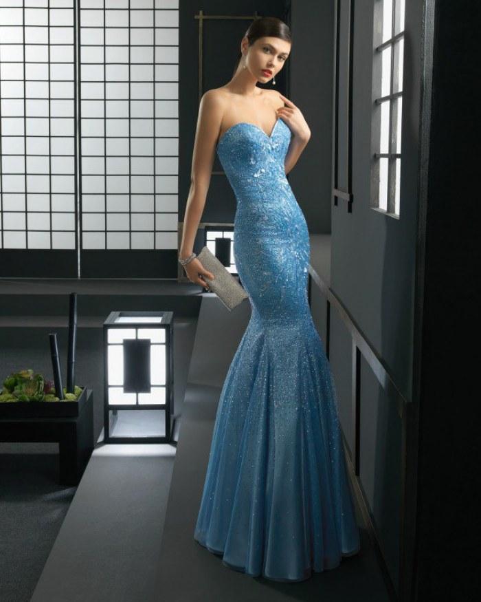 7e95bd9e4f Sensacional colección de vestidos cocktail por Rosa Clara 2016 ...