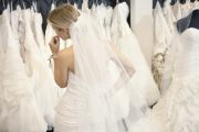 Descubre el tipo de vestido de novia que necesitas según la forma de tu cuerpo