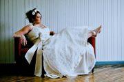 Todo lo que una gordita debe saber a la hora de buscar su vestido de novia