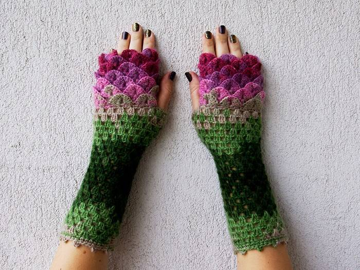 guantes de dragon