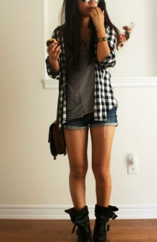 Los outfits más coquetos para sacarle provecho a tus shorts
