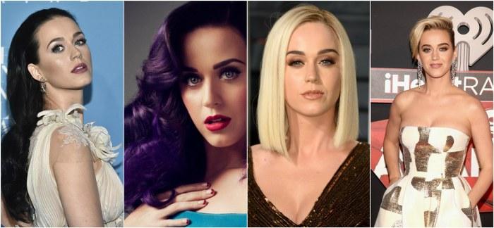 Estas fueron las 5 famosas que iniciaron el 2017 con un cambio de look radical