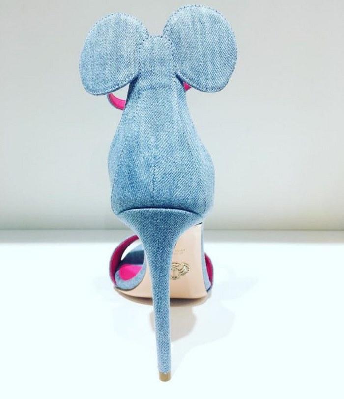 Estos tacones de Minnie Mouse, son lo que necesita toda amante de Disney
