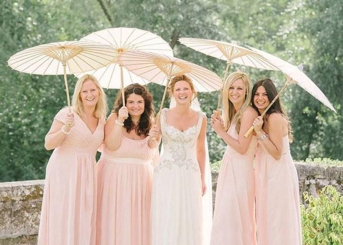 Este es la nueva tendencia de color para las Damas de Honor