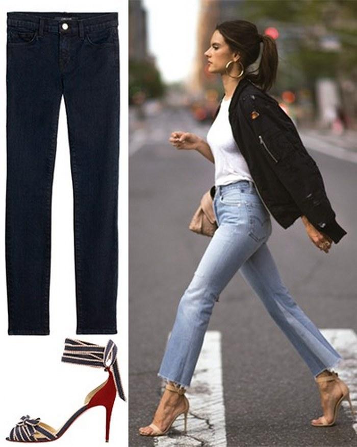 Estos son los Shaping Jeans que debes tener ahora