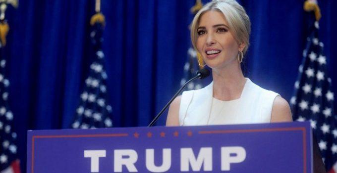 Ivanka Trump vuelve a dar de qué hablar, pero esta vez por su vestido, que puedes tener tú por un módico precio.