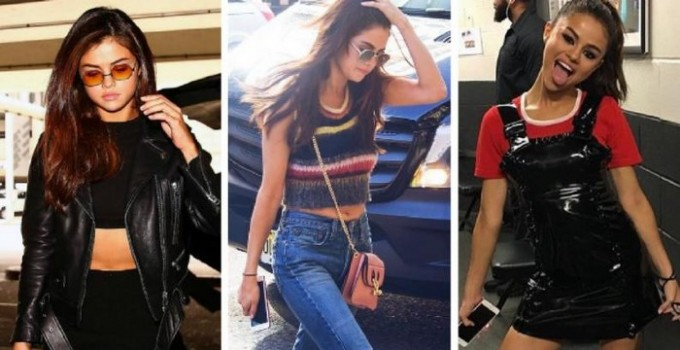 Los outfits más increíbles de Selena Gomez en su semana en New York