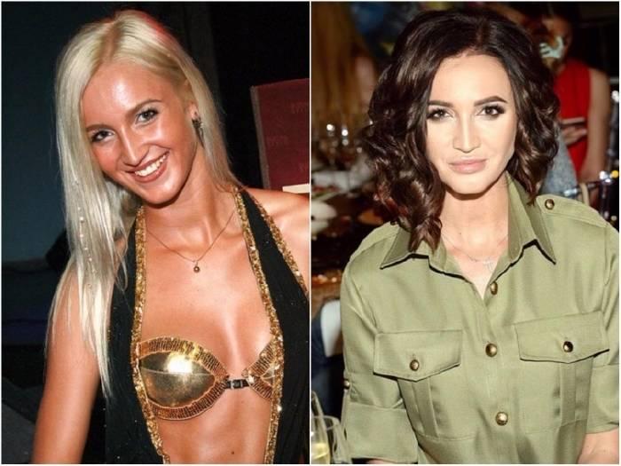 famosas antes y despues