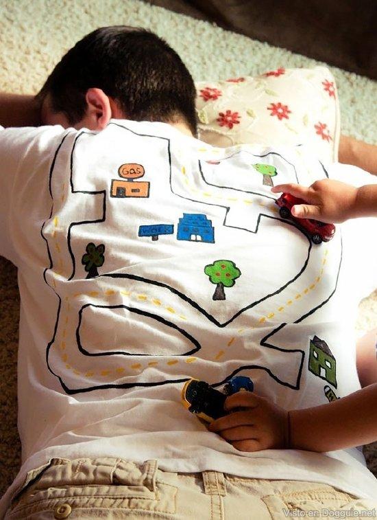 camisetas carteles curiosos