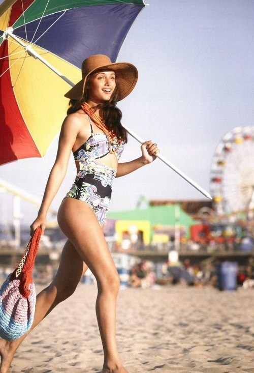 ropa de moda para la playa
