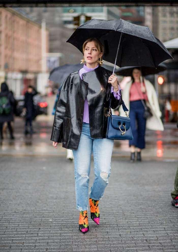 moda calle 2018