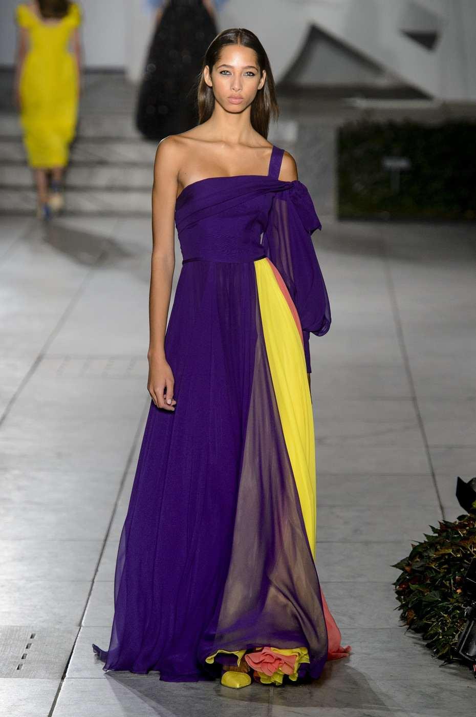 Ultravioleta el color de moda